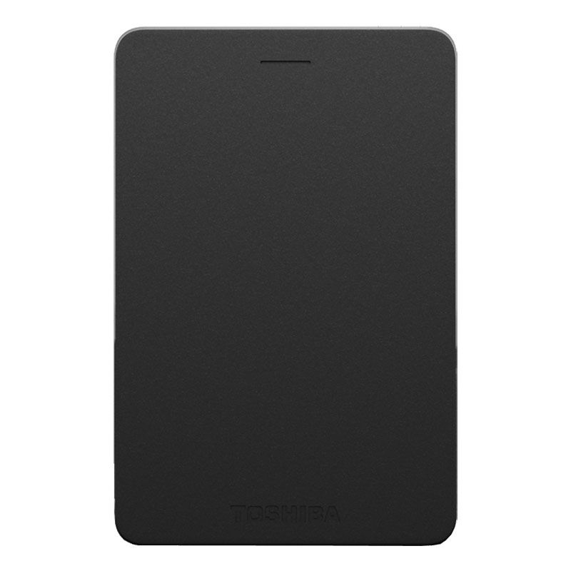 Toshiba Canvio Alumy - Black - 2TB