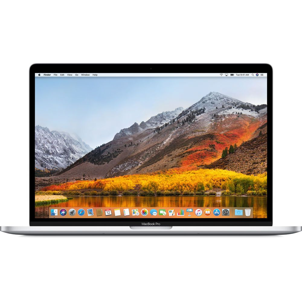 Apple 15.4inch MacBook Pro with Touch Bar, Core i9/ 32GB/512GB (Mid 2018, Silver)