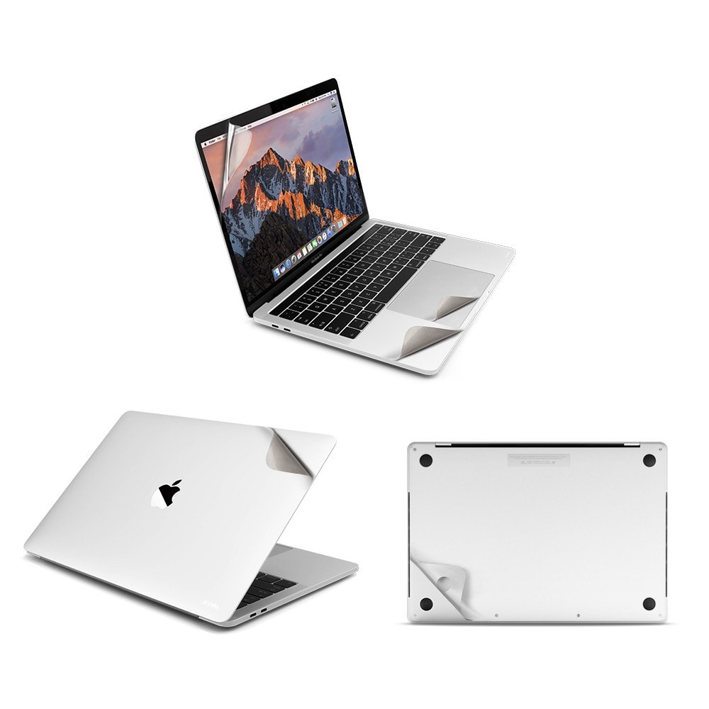 Dán toàn thân JcPal cho MacBook Air 13 (2018) 5-in-1, Space Gray