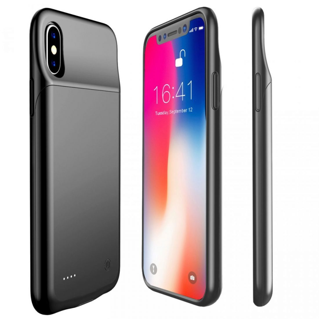 Lux Battery Case iPhone X / XS
