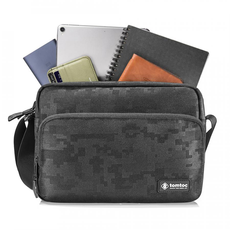 Túi đeo chéo Tomtoc Lightweight Cross-Body iPad/Tablet 7-11Inch