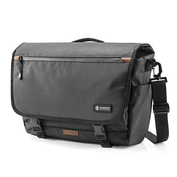 Túi đeo chéo Tomtoc Messenger Multi - Function Waterproof 15''