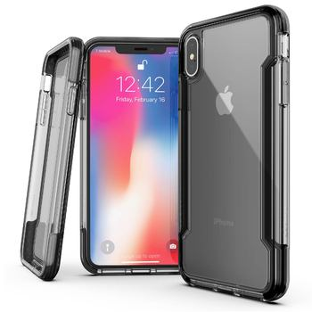 Xdoria Defense Clear iPhone XS MAX - Đen
