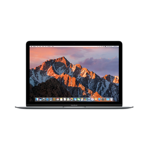 Macbook 12 inch 2017 - 256GB - Space Gray, mới 99%
