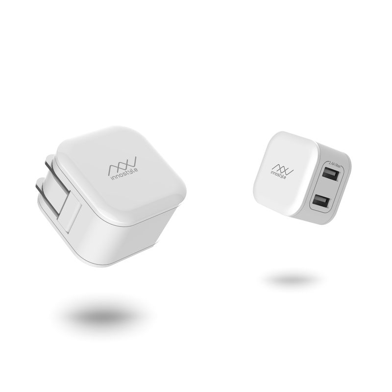 Image result for Innostyle Minigo 2 USB A12W Smart charging AI