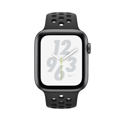 Apple Watch Nike + GPS Series 4 40mm Space Gray Aluminum Case with Anthracite/Black Nike Sport Band