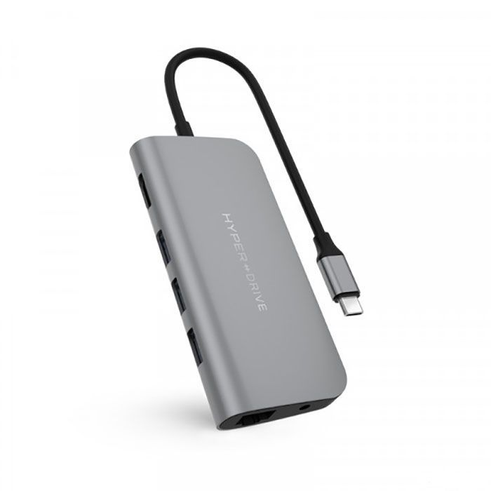 HyperDrive 9-IN-1 Usb-c HUB (HD30F)