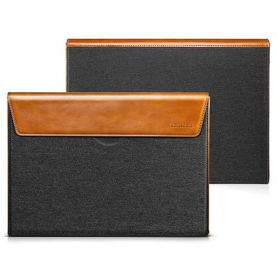 Túi chống sốc Tomtoc Premium Leather for 15