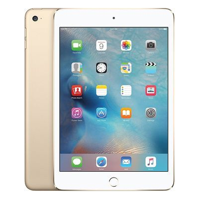 iPad Mini 4 64GB WiFi + 4G, Gold - mới 99%