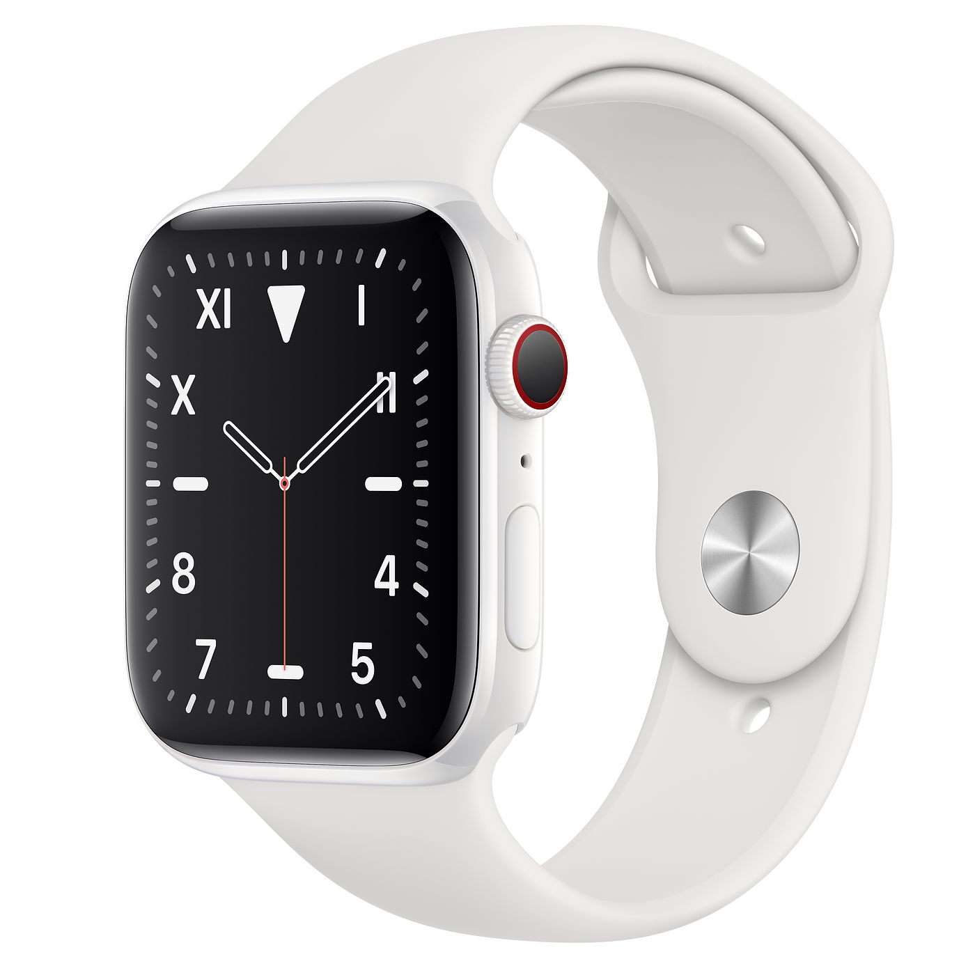 Apple Watch Edition 44mm White Ceramic with Sport Band