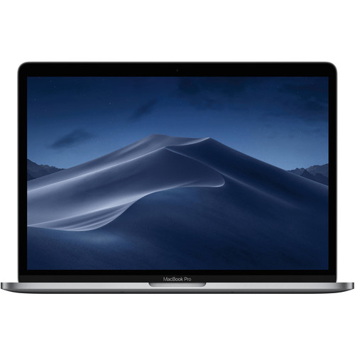 Apple 13.3'' Macbook Pro Touch 256GB (Mid 2019, Space Gray) MUHP2