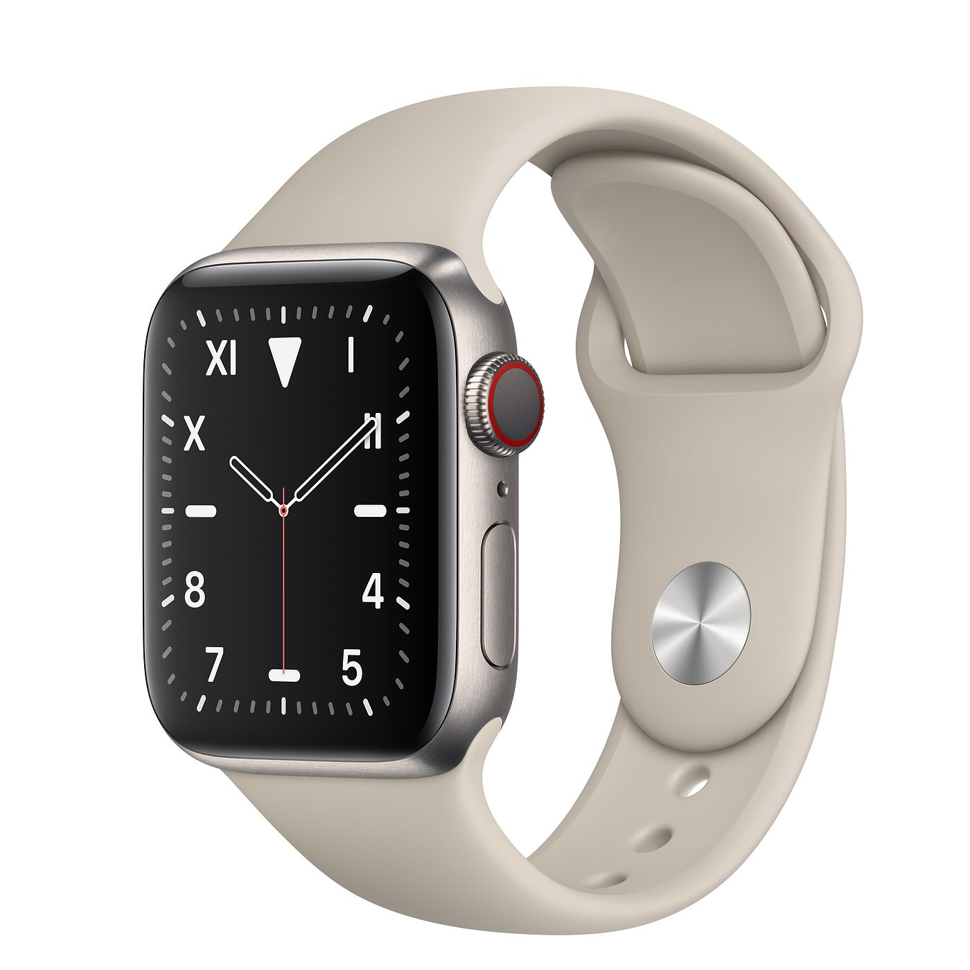 Apple Watch Edition 40mm Titanium Case with Sport Band
