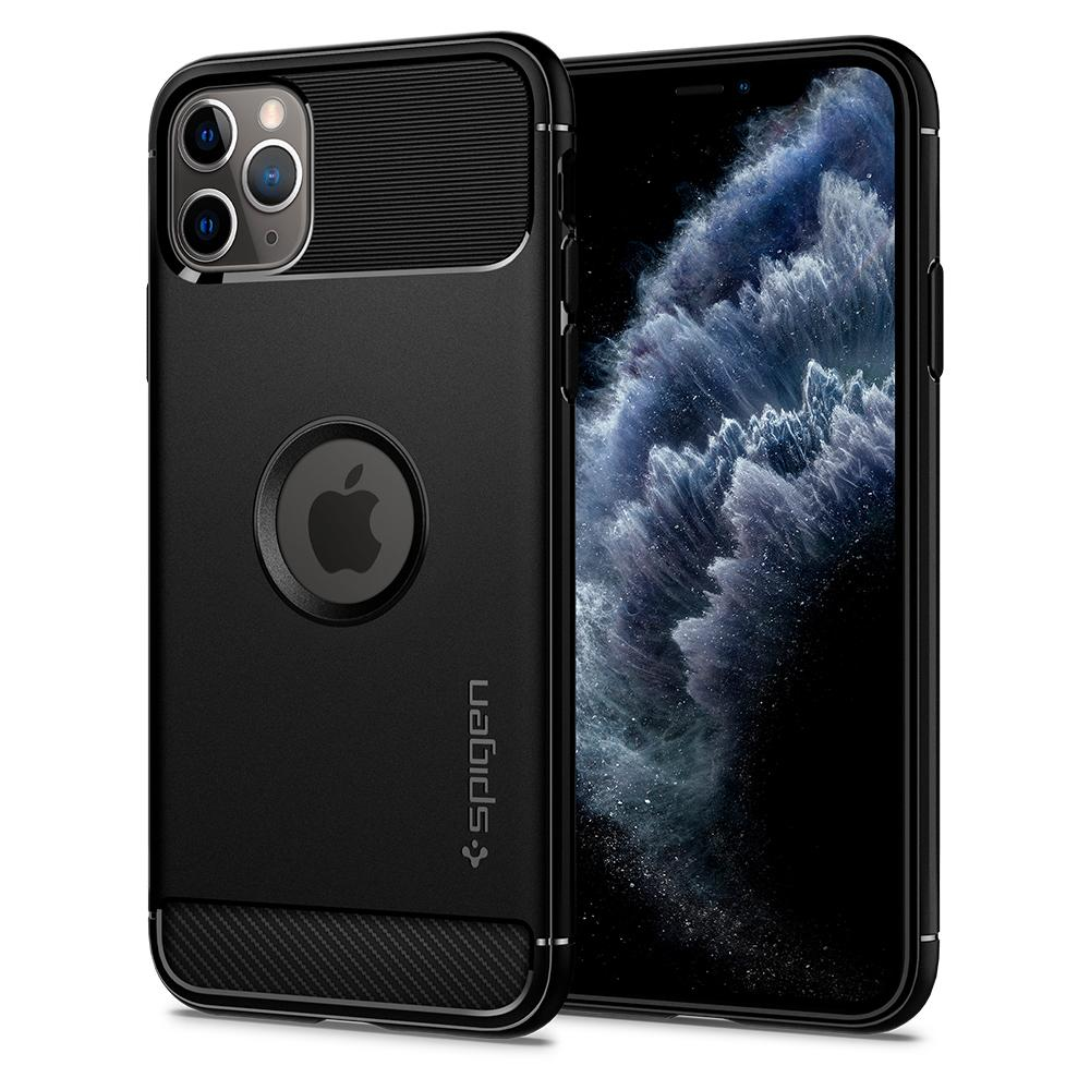 Spigen Rugged Armor Case iPhone 11 Pro Max