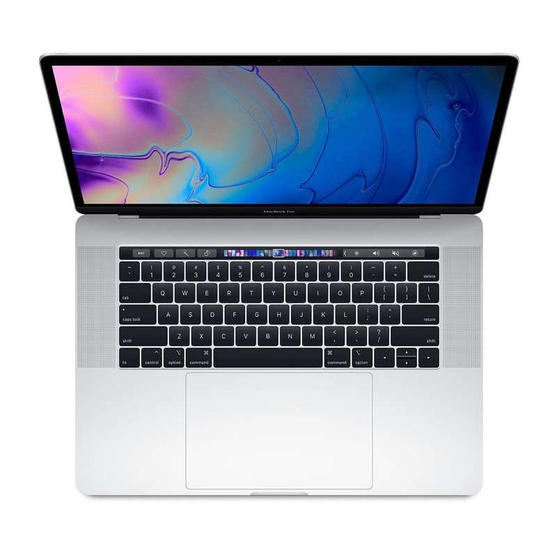 Apple 15.4 MBP Touch Bar, i9/ 32GB/512GB (Mid 2018, Silver), qua sử dụng