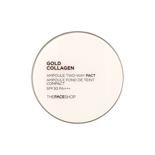 TFS Gold Collagen Ampoule Pact V203