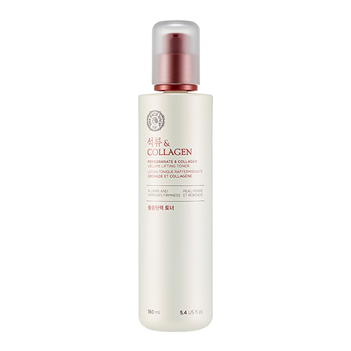 TFS Pomegranate & Collagen Volume Lifting Toner