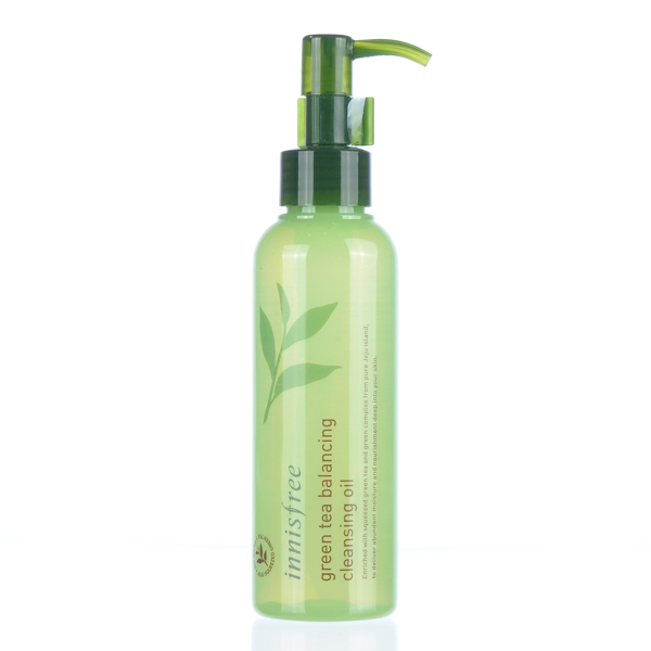 Innisfree Green Tea Balancing Cleansing Oil