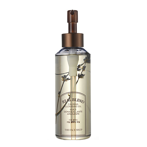 TFS Real Blend Calming Cleansing Oil