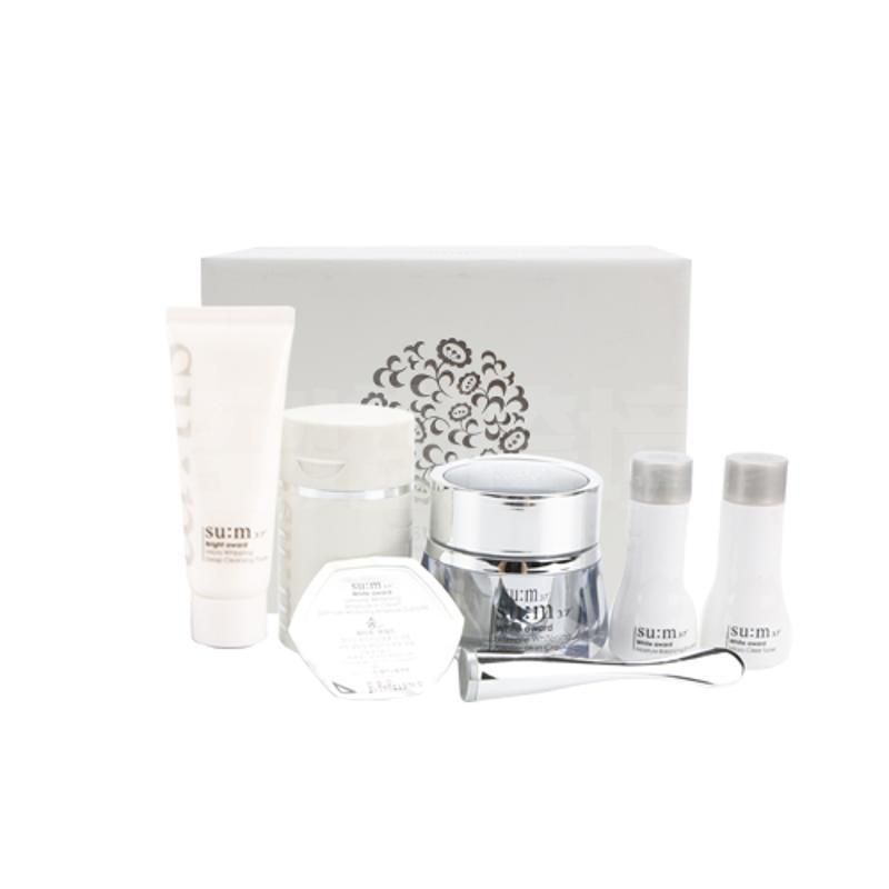 Sum White Award Ultimate Whitening Ampoule In Cream Set