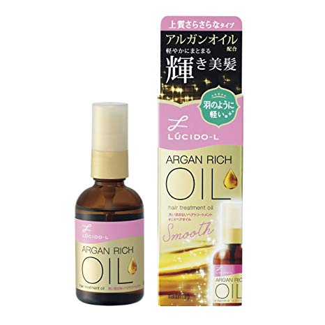 Lucido Argan Rich Oil Smooth