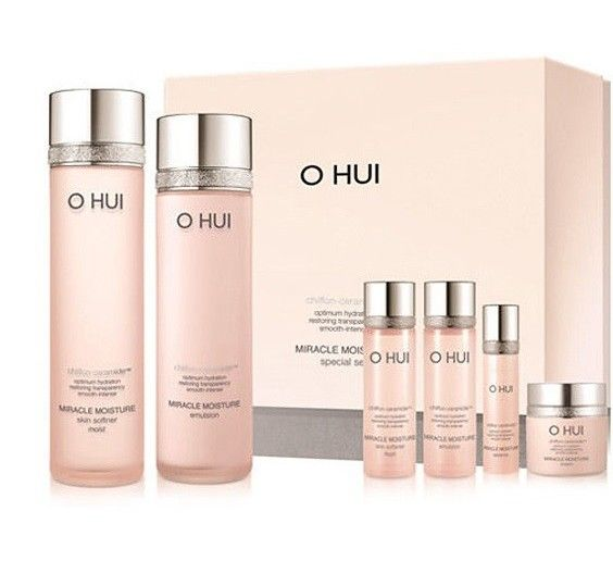 Ohui Miracle Moisture Special Set Nhỏ