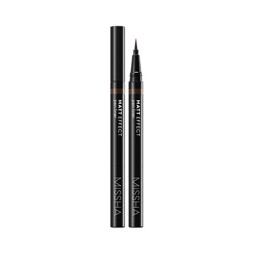 Missha Matte Effect Pen Liner Brown