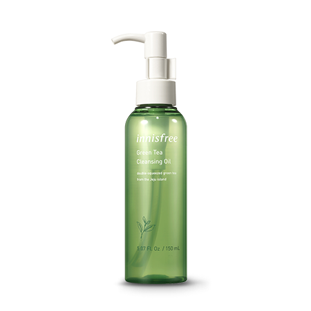 Innisfree Green Tea Cleansing Oil