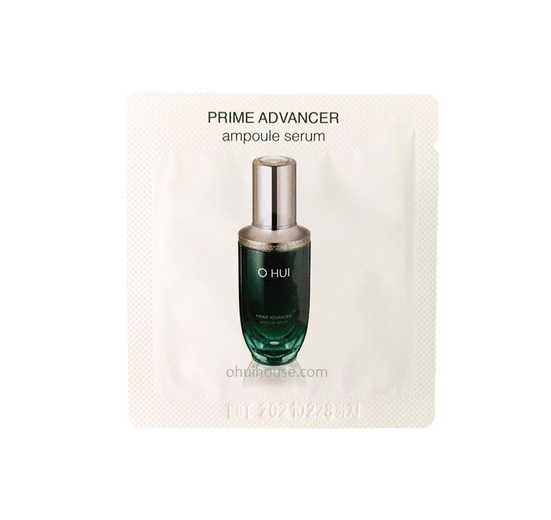 Gói Prime Advancer Ampoule Serum
