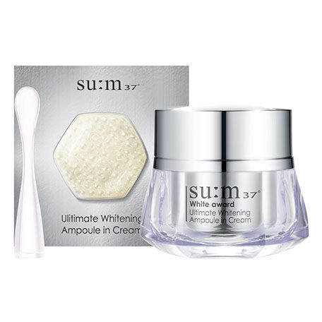 Sum White Award Ultimate Whitening Ampoule In Cream