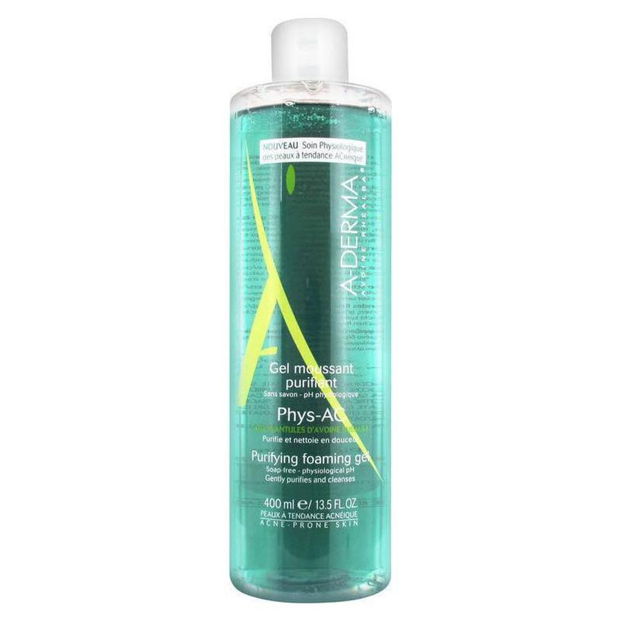 A-derma Purifying Foaming Gel 400ml
