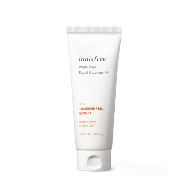 Innisfree White Pore Facial Cleanser EX