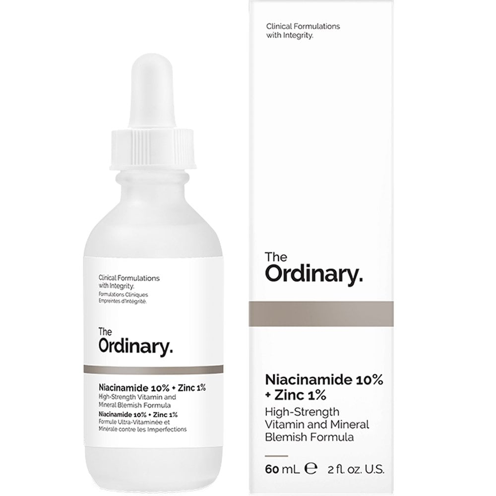 Ordinary Niacinamide 10% + Zinc 1% 60ml