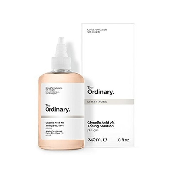 Ordinary Glycolic Acid 7% Toning Solution