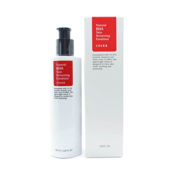 Cosrx Natural BHA Skin Returning Emulsion