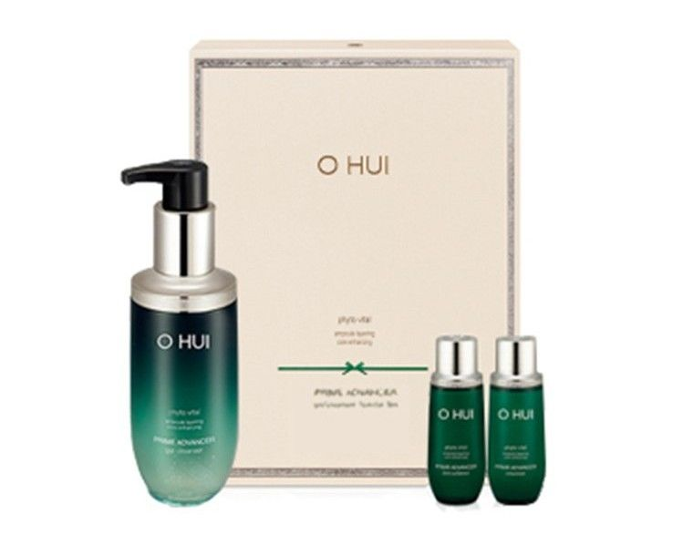 Ohui Prime Advancer Gel Cleanser Special Set