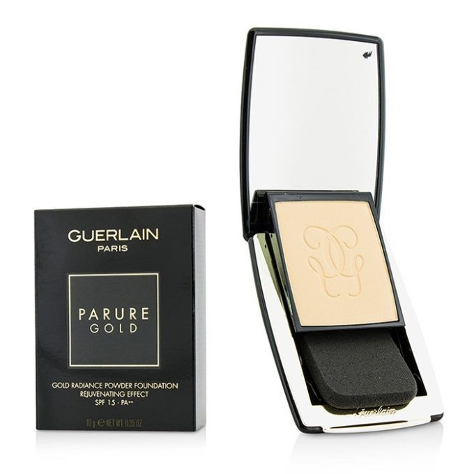 Guerlain Papure Gold Powder Foundation 01