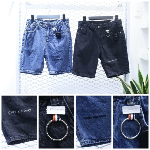 Quần short jeans Only #01