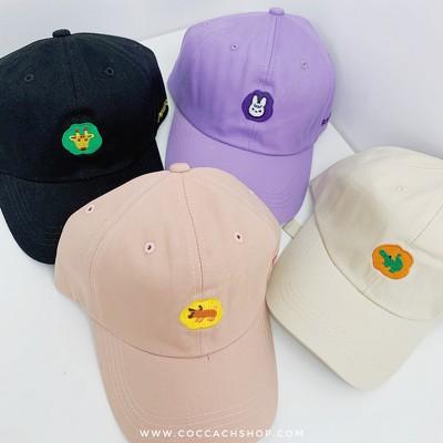 Mũ cap animals