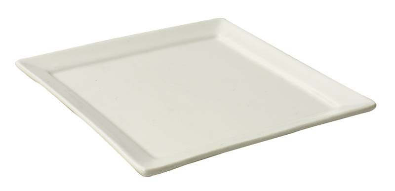 (60-00340) SQ NAPKIN PLATE L150xW150xH18mm, CERABON ESSENTIALS