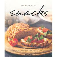 DELICIOUS RECIPES:SNACKS