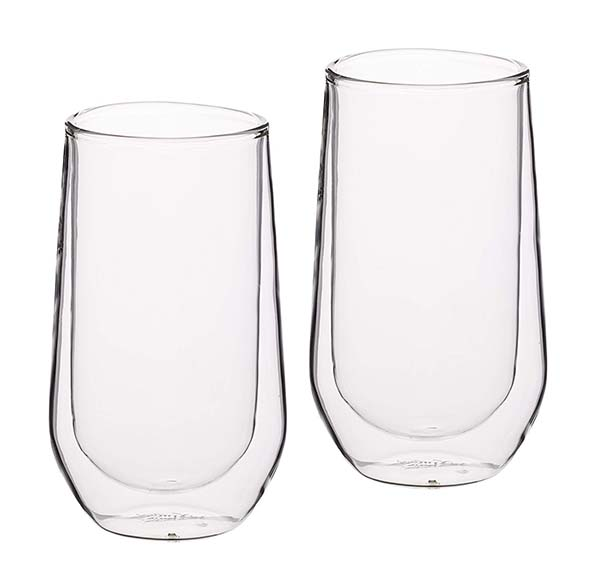 KITCHEN CRAFT, LX, LY HIGHBALL, 2 LỚP, THỦY TINH