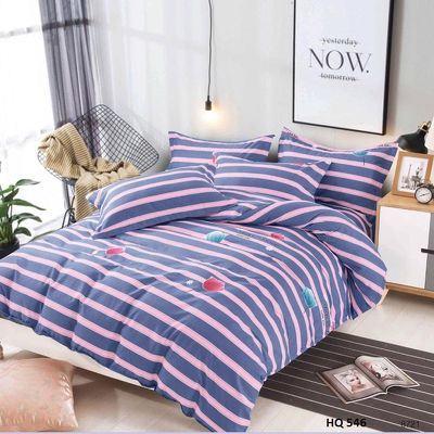 Bộ drap cotton HQ546 1m6