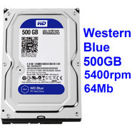 Western Digital Blue WD5000AZRZ 500GB