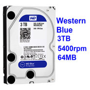 Western Digital Blue WD30EZRZ 3TB