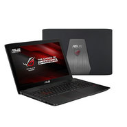 Laptop Choi Game ASUS ROG GL552 Gaming i7 4920HQ 8GB HDD 1TB