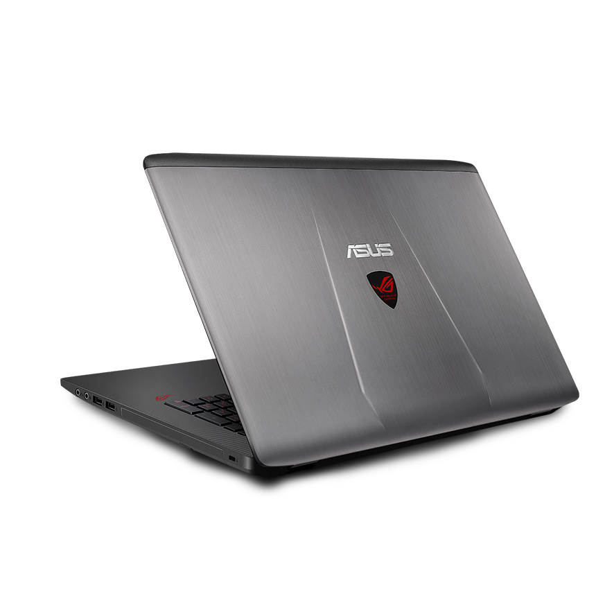 Laptop choi game Asus GL752 i7 6700HQ RAM 16GB HDD 1TB