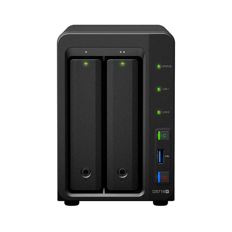 NAS Synology DiskStation DS716+
