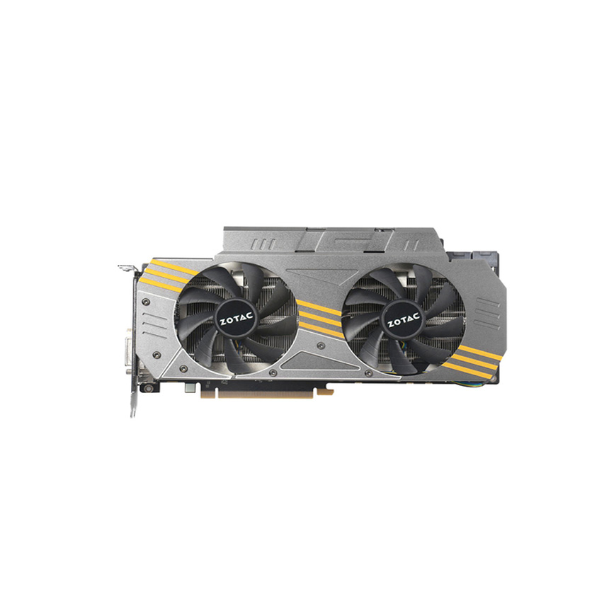 Card man hinh ZOTAC GeForce GTX 980 AMP Omega 4GB DDR5 256bit