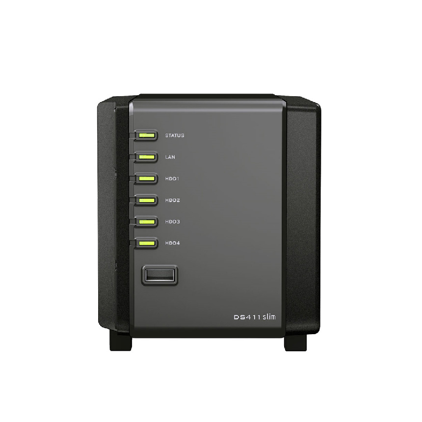 NAS Synology DiskStation DS411Slim