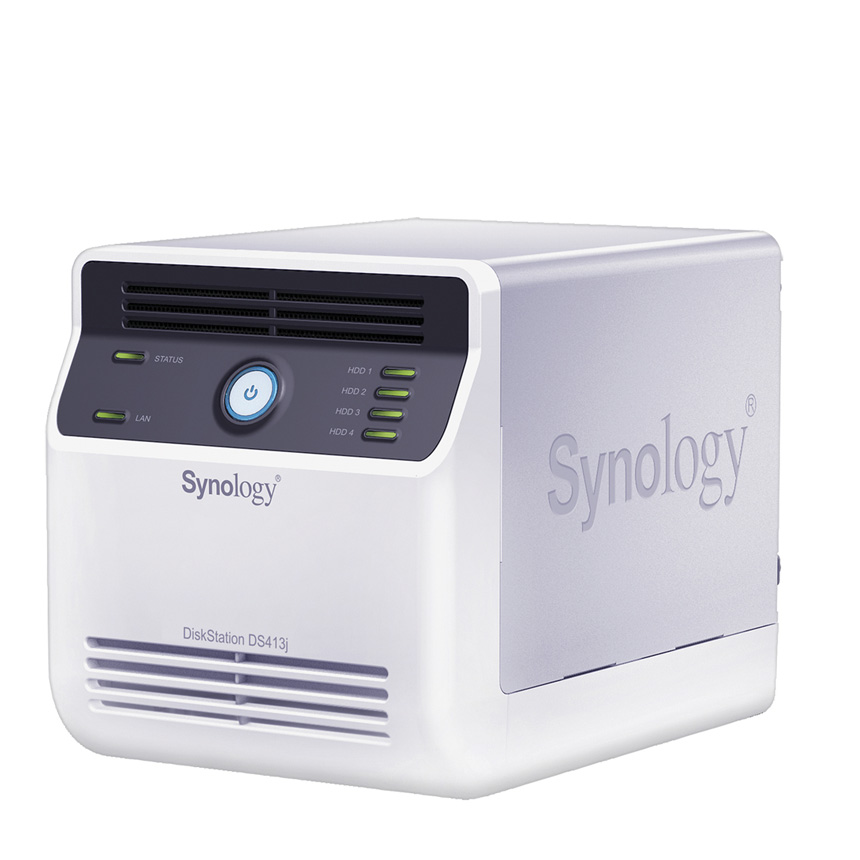 NAS Synology DiskStation DS413J